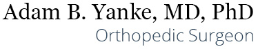 Adam B. Yanke, MD - Orthopedic Surgeon