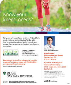 Know Your Knees Needs